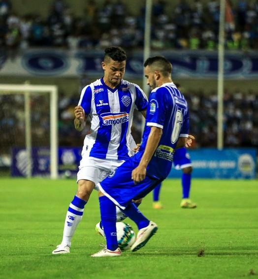 na briga (Ailton Cruz/Gazeta de Alagoas)