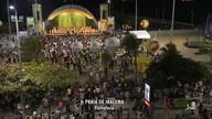 Aterro da Praia de Iracema recebe foliões no Pré-Carnaval