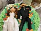 Sofia Vergara e Joe Manganiello comemoram um ano de casados