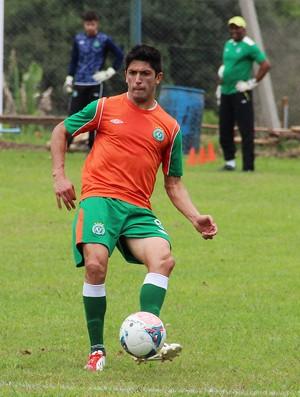 Fabinho Gaúcho Chapecoense (Foto: Aguante Comunicação/Chapecoense)