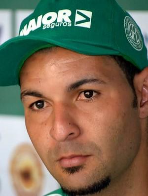 Ricardo Oliveira, volante Guarani (Foto: Murilo Borges)