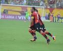Com futuro incerto no Vitória, Farias garante foco na reta final do Brasileiro