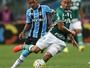 """Repórter vê rendimento do Palmeiras em queda: """"Não é o melhor que se viu"""""""