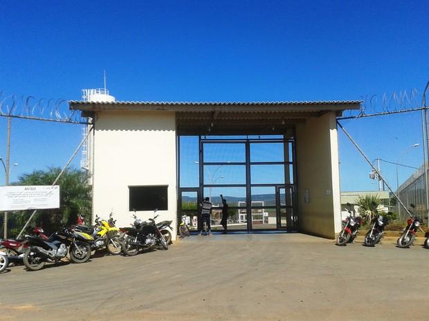 Na época da interdição Presídio Regional abrigava 1.035 (Foto: Michelly Oda / G1)