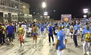 Vila Isabel abre ensaios técnicos do Grupo Especial para Carnaval 2016
