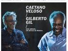 Caetano e Gil anunciam turnê conjunta pelo Brasil e Europa