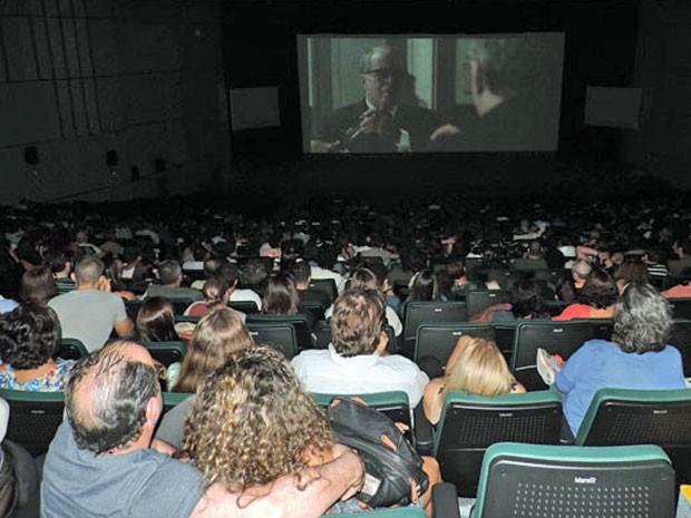 Exibido no Cine PE, 'Getúlio' entra em cartaz nos cinemas brasileiros na próxima quinta (1º de maio), Dia do Trabalhador (Foto: Katherine Coutinho / G1)