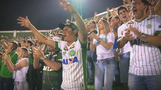 RBS TV transmite jogo da Chapecoense pela Sul-Americana