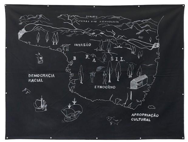 Afrodescendência e a formação do Brasil na arte (Foto: Divulgação)