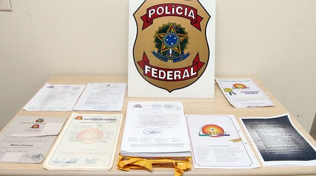 Operação da PF deflagrou 41 mandados de busca e apreensão. (Foto: Assessoria/PF)