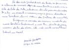 Em carta, cacique denuncia invasão de posseiros em terra indígena de MT