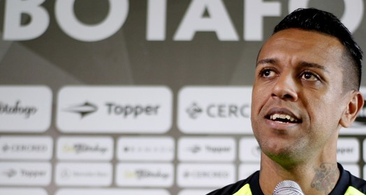 """""""Prioridade"""" (Vitor Silva/SSPress/Botafogo)"""
