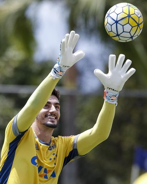 Rafael; Cruzeiro (Foto: Washington Alves/ Light Press)