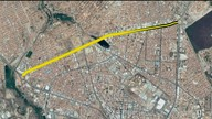 A Avenida Sete de Setembro em Petrolina, que faz parte da BR 428, será duplicada