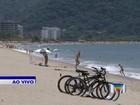 Litoral de São Paulo tem quase 20 praias impróprias, diz Cetesb