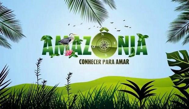 Amazônia, conhecer para amar: envie a sua frase (Foto: Rede Amazônica)