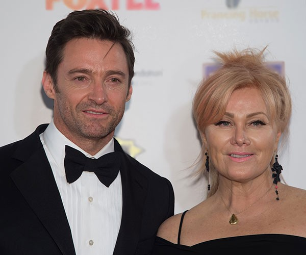 Hugh Jackman e Deborra-Lee Furness (Foto: Getty Images)