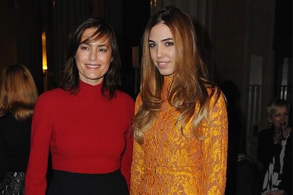 Yasmin Le Bon e Amber Le Bon (Foto: Getty Images)
