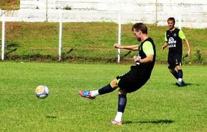 Tiago Saletti Chapecoense (Foto: Diego Carvalho/Aguante/Chapecoense)