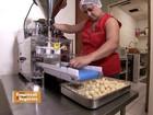 Máquina de produzir salgados facilita o trabalho de empresas