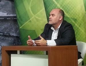 Maurício Assumpção Botafogo (Foto: Thales Soares)