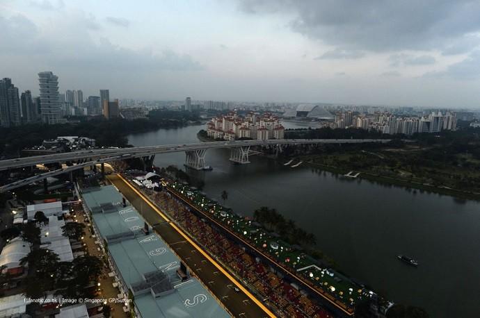 Cingapura - Hamilton