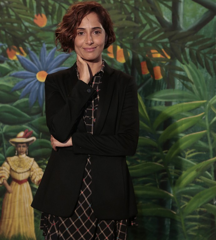 Camila Pitanga foi a intérprete de Maria Tereza (Foto: Felipe Monteiro/ Gshow)