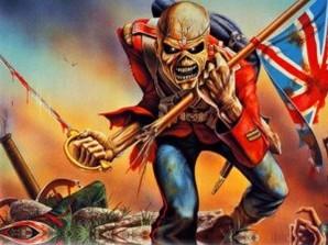 Tema Iron Maiden