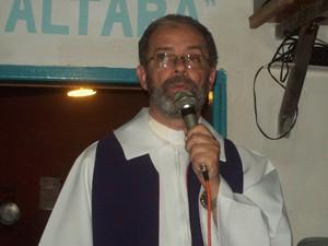 Padre Quinha, Oficina de Jesus em Petrópolis (Foto: Divulgação)