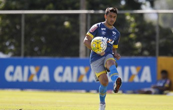 Com duas novidades, Cruzeiro inicia preparação para jogo com o Sport