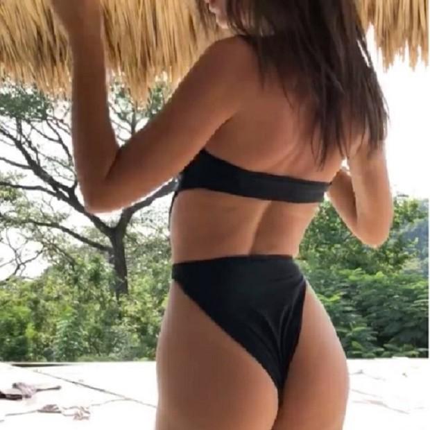 Emily Ratajkowski (Foto: Reprodução/ Instagram)