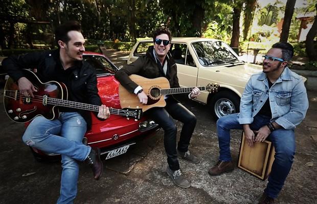 Trio-Bravana-no-Progrma-Autoesporte (Foto: Autoesporte)