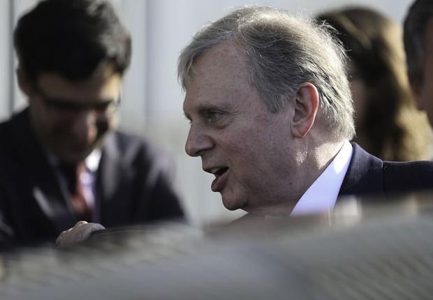 O senador Tasso Jereissati (PSDB-CE) (Foto: Fabio Rodrigues Pozzebom/Agência Brasil)