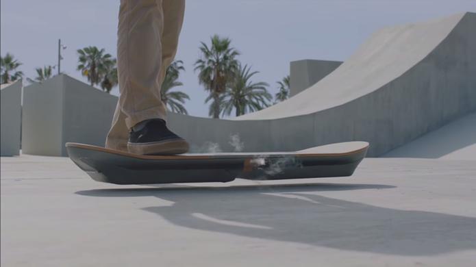 Veja como funciona o Slide, skate voador anunciado pela Lexus (Foto: Divulgação) (Foto: Veja como funciona o Slide, skate voador anunciado pela Lexus (Foto: Divulgação))