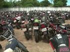 Instituto de Trânsito de Foz do Iguaçu faz leilão de veículos apreendidos