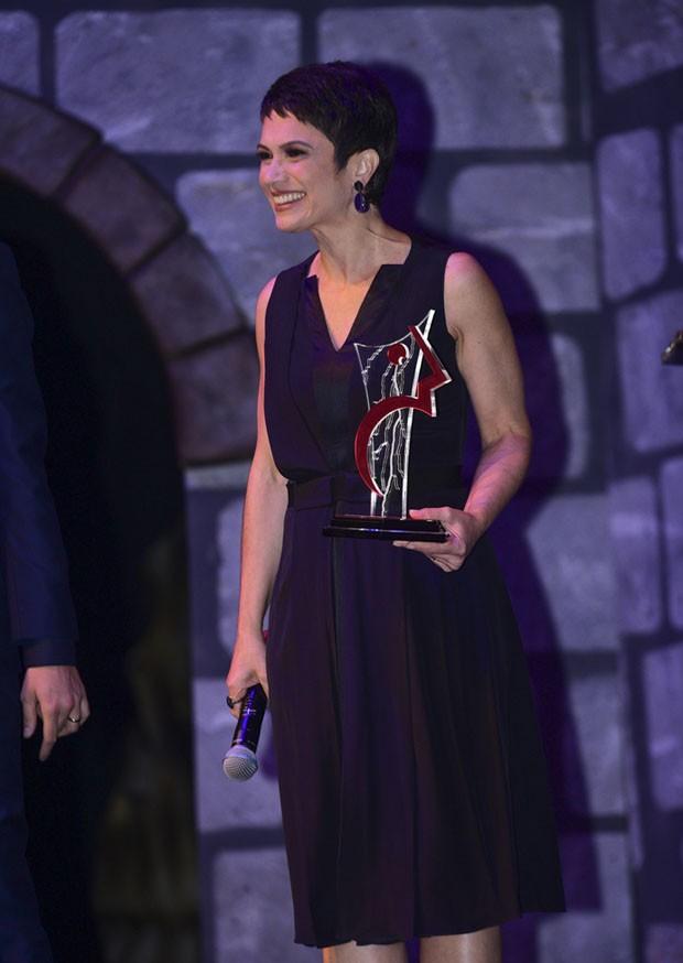 Sandra Annenberg (Foto: Leo Franco/AgNews)