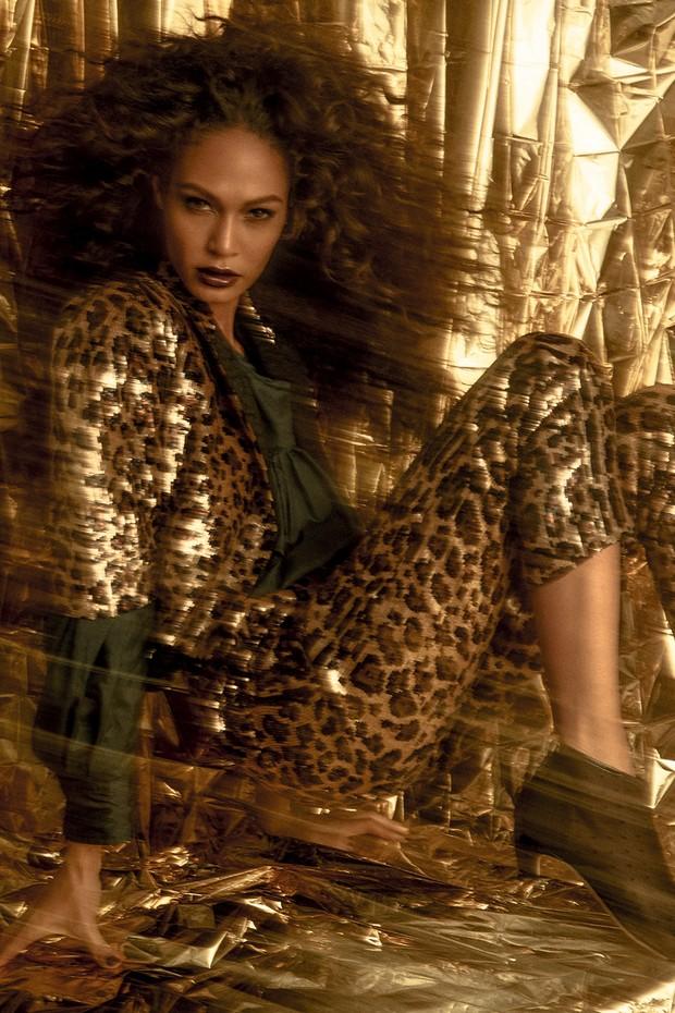 Safári selvagem (Foto: Arquivo Vogue / Zee Nunes )