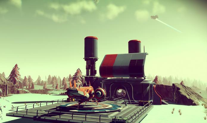 Monte a sua base em No Mans Sky do jeito que você quiser (Foto: Reprodução/Kotaku)