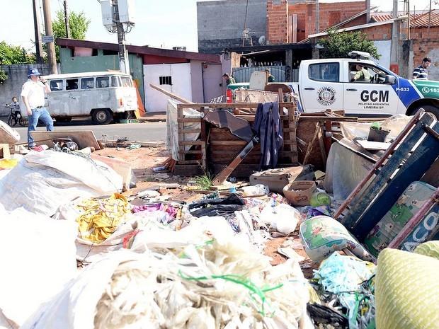 Mutirão contra a dengue em Limeira (Foto: Wagner Morente/ Prefeitura de Limeira)