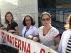 Maior hospital infantil do DF, Hmib tem estoque zerado de fraldas