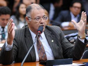 O deputado pastor Eurico (PSB-PE), em comissão da Câmara (Foto: Lucio Bernardo Jr./Câmara)