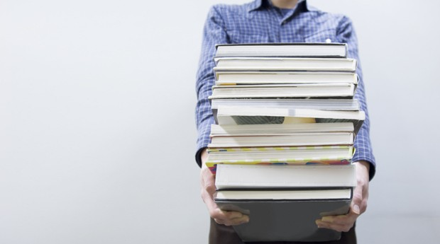livros (Foto: ThinkStock)