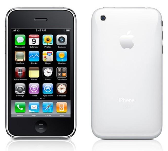 iphone 3gs celulares e tablets techtudo. Black Bedroom Furniture Sets. Home Design Ideas
