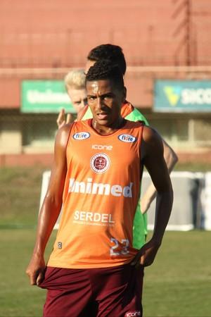 Wandinho, jogador da Desportiva Ferroviária (Foto: Henrique Montovanelli/Desportiva Ferroviária)