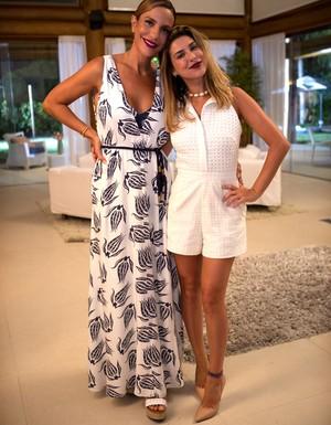 Superbonita: Ivete Sangalo e Fernanda Paes Leme