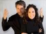 Atores Stella Miranda e Luiz Salem comentam espetáculo 'Gozados Dois'