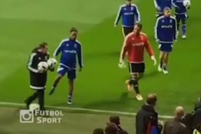 Ronaldinho (Foto: Reprodução/SporTV)