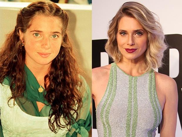 Só a caracterização dos personagens é capaz de mudar Letícia Spiller! Nada mais (Foto: Divulgação TV Globo) (Foto: Divulgação TV Globo)