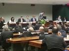 Em sessão fechada do Congresso, Levy e Barbosa falam sobre pacote