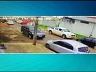 Homem é feito refém e tem camionete roubada em Araguaína; veja vídeo
